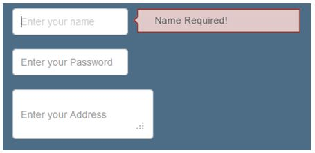 Use Watermarks in your Web Forms