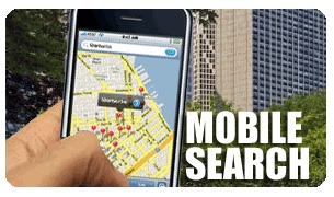 Site Search for Mobile Devices